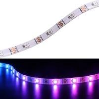 DC5V WS2812 LED Strip Light 5050 RGB dream color Pixel Digital tape 5M 60 led/M Flexible WS2812b Black White PCB strip Light