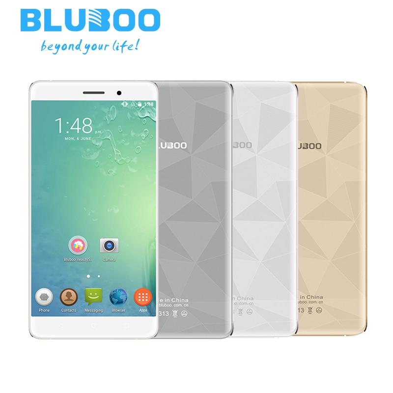 Bluboo Maya MTK6580A Quad Core móvil 5.5 inch Smatphone Teléfonos Celulares RAM2