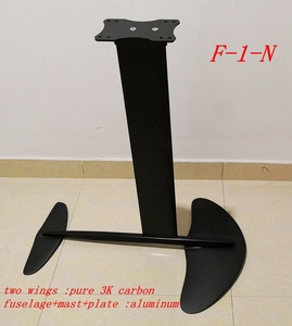 Image 2 - 100% PURE Carbon Hydrofoil Foils for Surfboard Kiteboard Wakeboard Kitesurfing Thrust Surfing Hydrofoil F