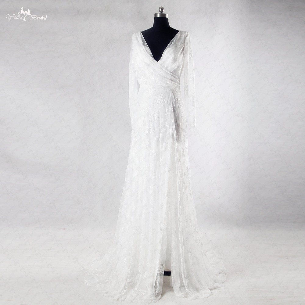 RSW1003 vestido branco online shop china (1)