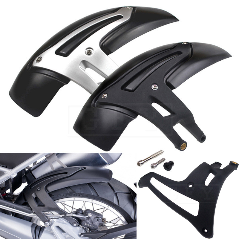 motorcycle rear hugger fender moto mudguard accessories. Black Bedroom Furniture Sets. Home Design Ideas