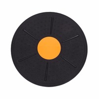 Fofar Fitness Wobble Balance Board Exercise Stability Disc Yoga Training fitness Exercise Waist Wriggling Round plate Game