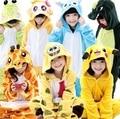 Pokemon traje niños traje de dinosaurio bebé tigre trajes de disfraces para niños niños animal pingüino pijamas animal para niños niñas