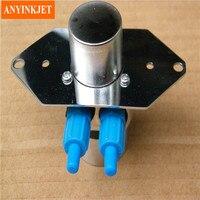 Siyah mürekkep pompası V tipi WBVB200-0390-108-PP0092 için Willett 43 S 430 460 46 P 400 serisi yazıcı