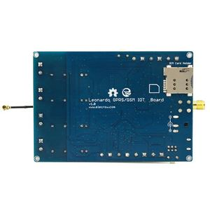 Image 5 - Elecrow Leonardo GPRS GSM IOT Board with SIM800C Relay Switches Wireless Projects DIY Kit Integrated Board with 8 bit AVR MCU