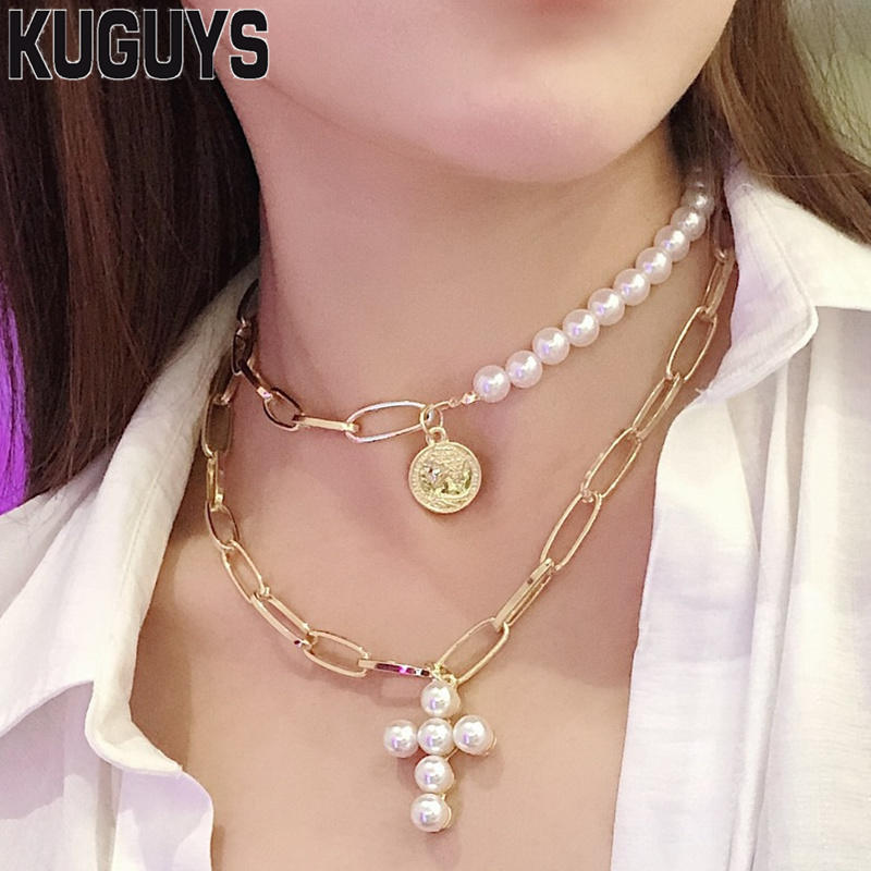 4338731556 best top necklace multilayer pearl chain necklace women brands and ...