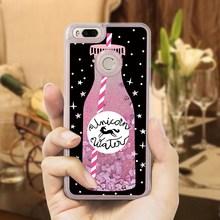 Luxury Glitter Liquid Case For Xiomi Xiaomi mi a1 Case Cover For Xiaomi mi 5x Case Silicone Shell For Xiomi a1 Fundas mi5x Coque
