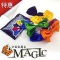 Cambio rápido de la pajarita - etapa profesional de productos truco de magia - venta al por mayor - envío gratis