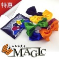 quick change Bow tie - professional stage magic trick product - wholesale - free shipping