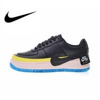 Оригинальные аутентичные Nike Air Force Wmns AF1 Шут XX Женская дышащая обувь для скейтбординга спортивная хорошее качество AT2497 002