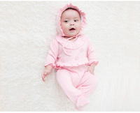 Bibs New Baby Girl Clothes Toddler Infant Romper Tiny Cottons Newborn Clothing For 0 3 Month 1st Birthday Jumpsuit Freeshipping