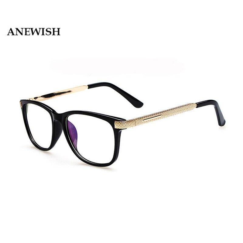 2017 Retro Runde Brillen Frauen Männer Mode Computer Lesen Auge Gläser Frauen Optischen Vintage Spektakel Rahmen Oculos De Grau 100% Garantie Brillenrahmen Herren-brillen