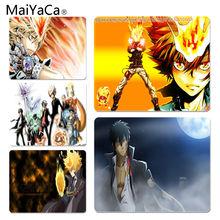 Новый дизайн коврик для мыши maiyaca с японским аниме hitman