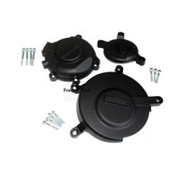 Motordeckel Set Engine Cover Kit Racing Cover For Suzuki GSX R 600 750 06 13 With