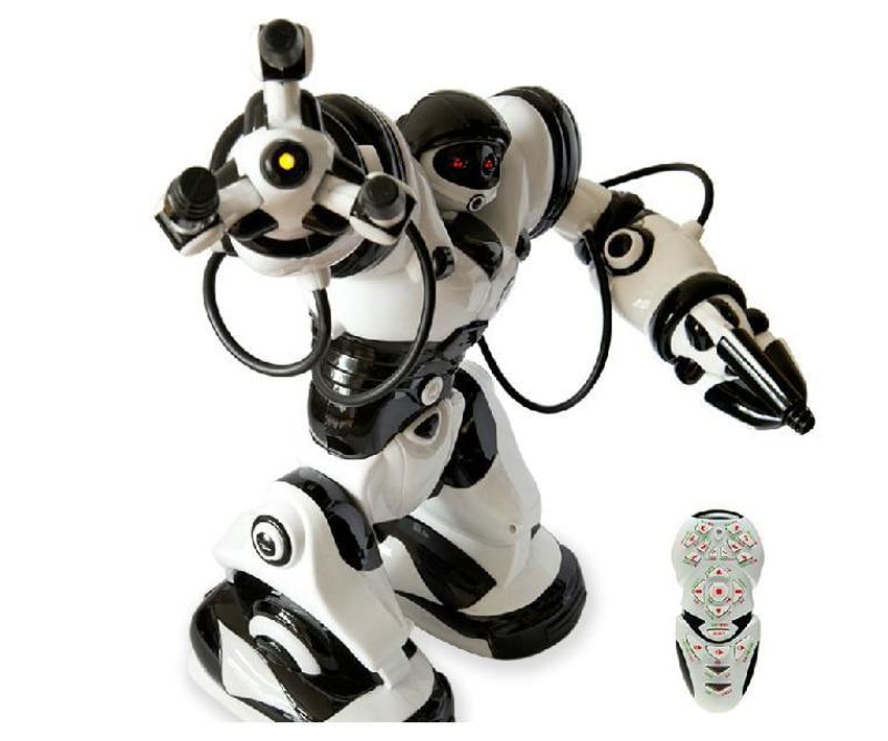 Jiaqi vocale Intelligente rc robot TT323/tt313 enfants rc jouets De Danse et chanter robot contrôle Interactif robben elliott D'action Figure