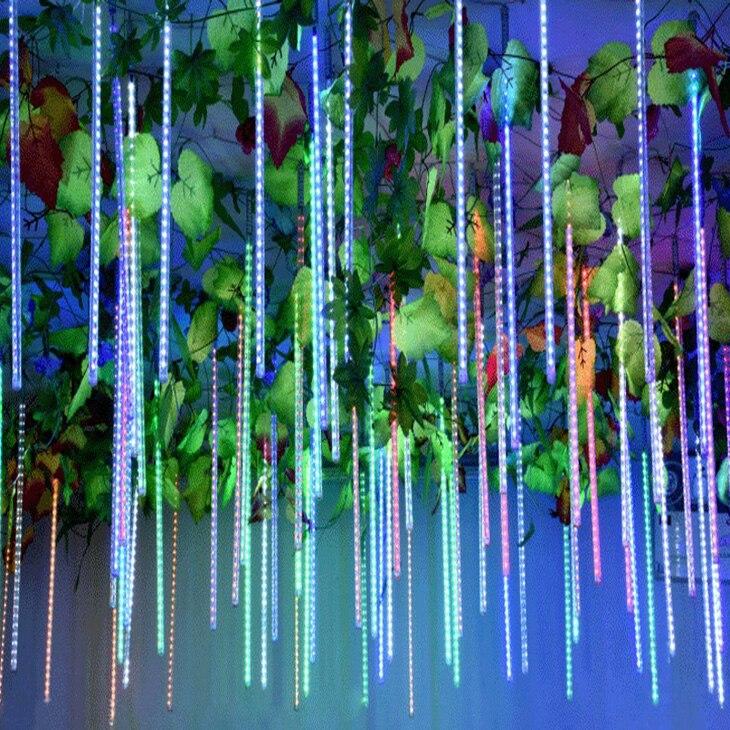 Urlaub Meteor Dusche Regen LED String Lichter Für Indoor Outdoor ...