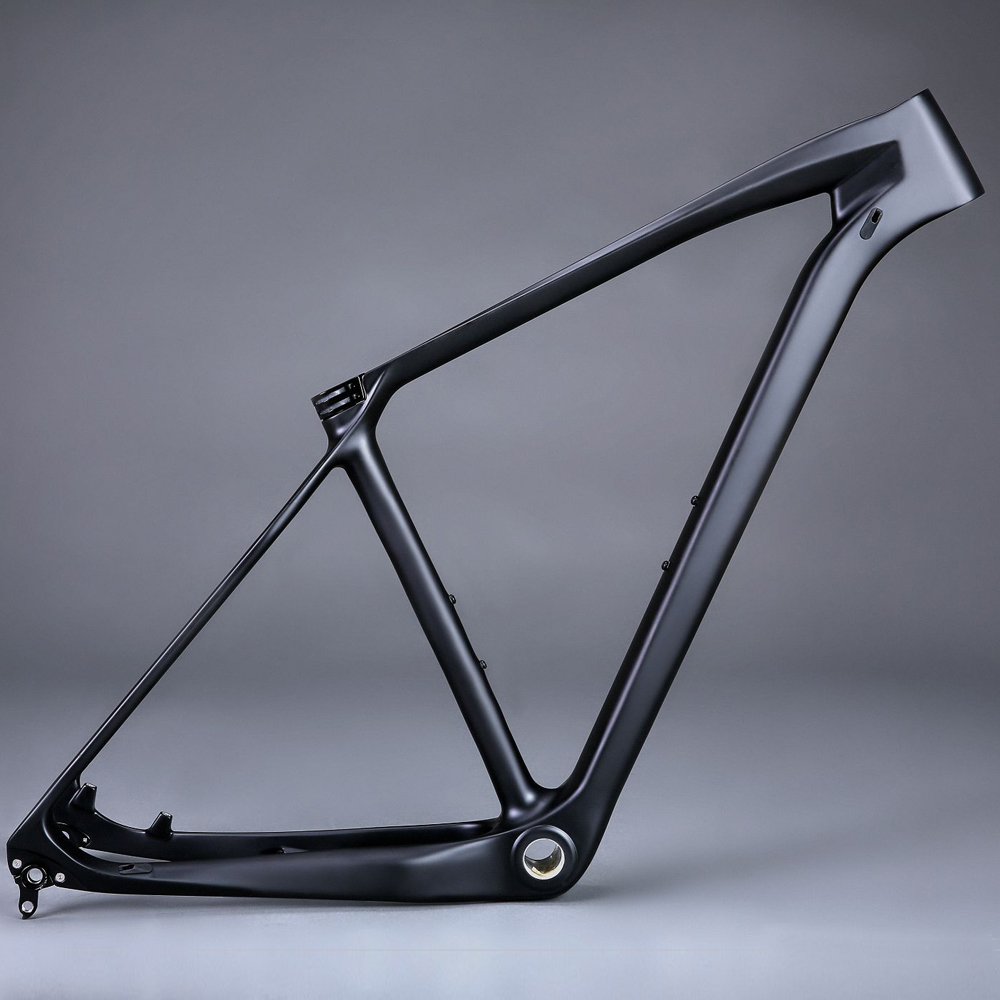 Vollcarbon MTB Rahmen Hardtail Mountainbike 29 \