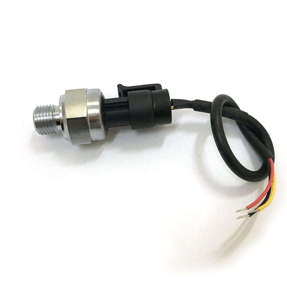 Gas Oil eau Capteur De Pression De Carburant Air Compresseur Transmetteur de Pression transducteur G1/4 DC 5 V 0-0.5Mpa/0-72.5 PSI 1.0%