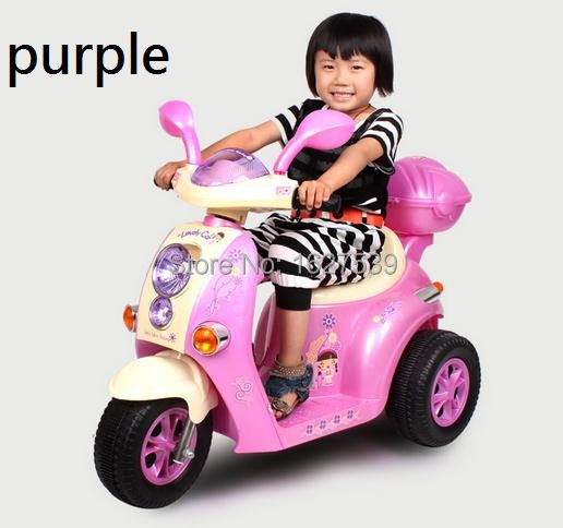 New 2014 Euro Style Scooter Power Wheels For Kids To Ride