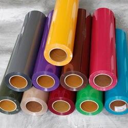 نقل الحرارة الفينيل التجارية مدرسة التموين تي شيرت نقل الحرارة الفينيل ، مكوية 20 بوصة × 60 بوصة