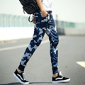Casual Camouflage Men Pants Fitness Hip Hop New Clothing Cargo Pants Work Outwear Trousers Military Sweatpants Men Joggers