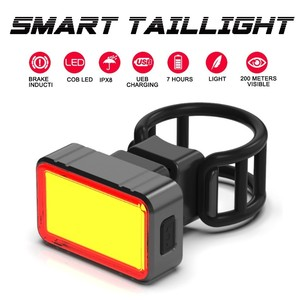 WorthWhile Smart Bike Rear Light LED COB