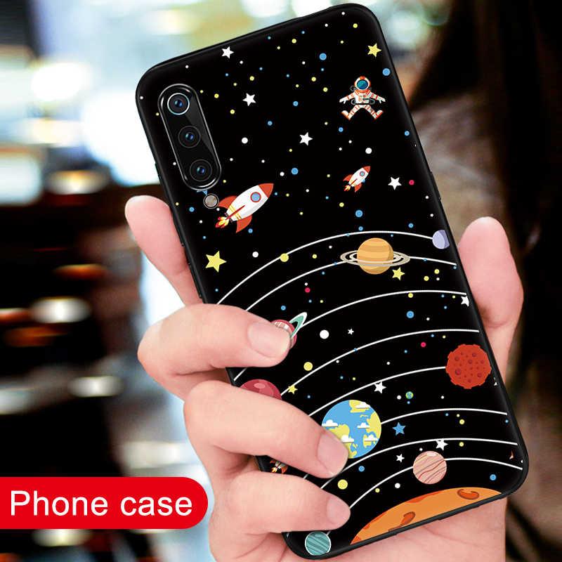 For Xiaomi Mi9 Mi 8 A2 Lite Mi Mix 3 2S Max 2 3 Soft Silicone TPU Cover For Xiaomi Redmi 6 6A 6Pro Note 7 6 Pro Matte Phone Case