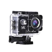 4K Wifi Action Camera 2 inch LCD Screen 1080P 16MP Super Wide angle Lens Waterproof Diving Sports Camera For outdoor sports