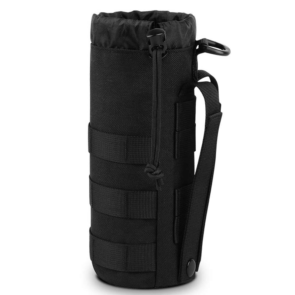 Tactical Molle Water Bottle Pouch Upgraded Travel Water Bottle Holder Bag Outdoor Hydration Carrier for Camping Hiking Fishing
