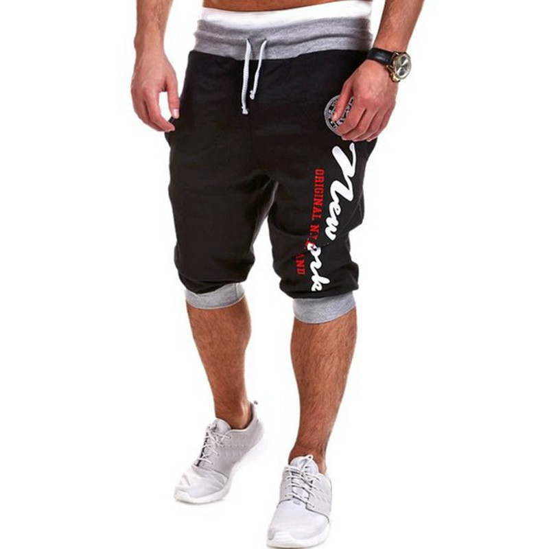 Summer Mens/' Casual Gym Sports Jogging Cotton Shorts Trousers Pants Plus Size