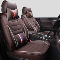 New leather car seat cover covers protector auto cushion for citroen berlingo c elysee c2 c3 c4 picasso pallas c4l c5 ds5 xsara