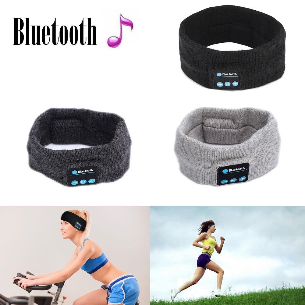 Wireless Bluetooth Headset Sports Music Headband Magic Headphones MIC Hat Man Women Hands-free Phone Call  Earphone Headphone al ko 112896 jaso fd 1л