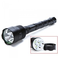 Outdoor 6000LM 3xCREE XM L T6 Powerful LED Flashlight Torch Lantern 5 Modes 18650 Hunting Torch