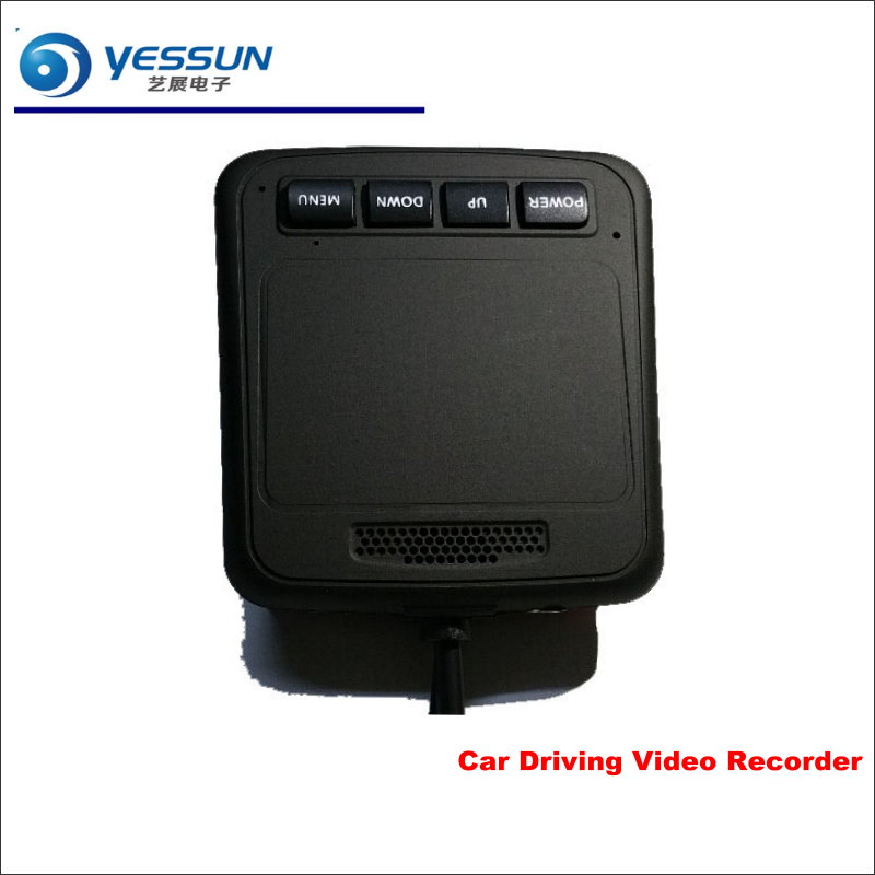 YESSUN Car DVR Driving Video Recorder For Mercedes-Benz GLX Front Camera Black Box Dash Cam Plug OEM 1080P WIFI Phone APP yessun for mercedes benz c class w204 c180 c200 2010 2014 car dvr driving video recorder front camera black box dash cam