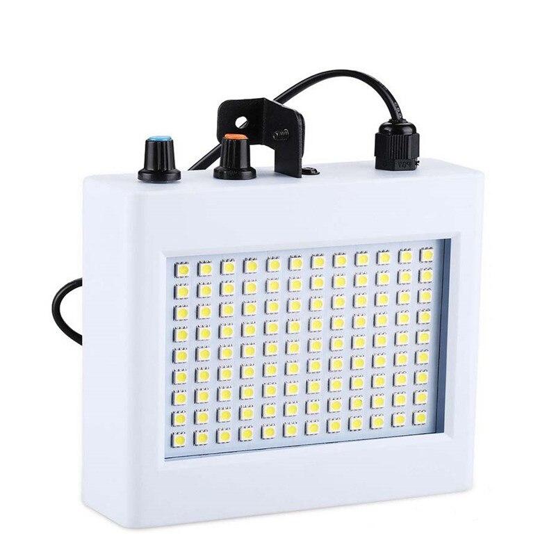 KTV Sound control waterfall Flash Lamp LED Strobe Light Nightclub Disco Dance Hall Stage Light Effect Lamp