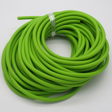 10M 1745 Slingshot Rubber Bands Bow and Arrow Accessories Use for Catapult  Latex Green Natural Red Orange Color