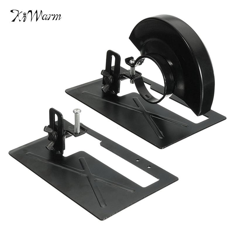 Réglable Métal Meuleuse D/'Angle Support Stand Holder Support Base Noir