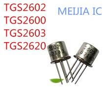 10 Uds TGS2602 TGS2600 TGS2603 TGS2620 2602, 2600, 2603, 2620 Sensor de calidad de aire Sensor de Gas