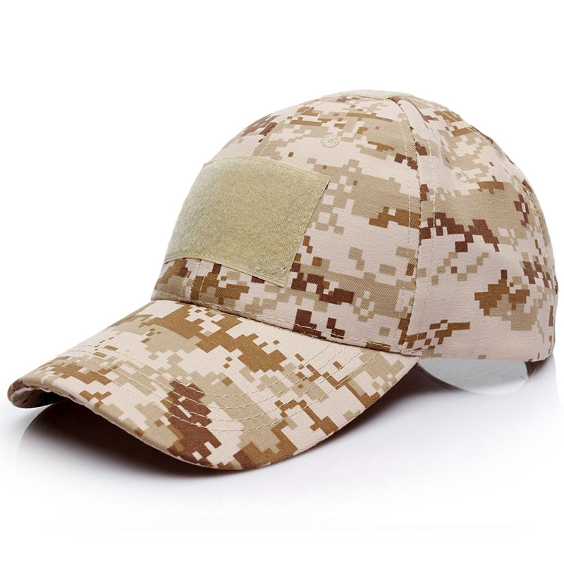 Image 2 - 1pcs camouflage mesh cap swag snapback Desert Camo Hat for men Cap Hiphop Pray Ovo gorra casquette Climbing Accessories-in Climbing Accessories from Sports & Entertainment