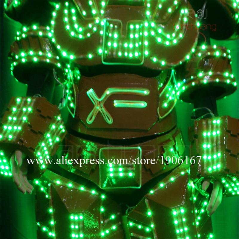 Stilt man LED Robot8