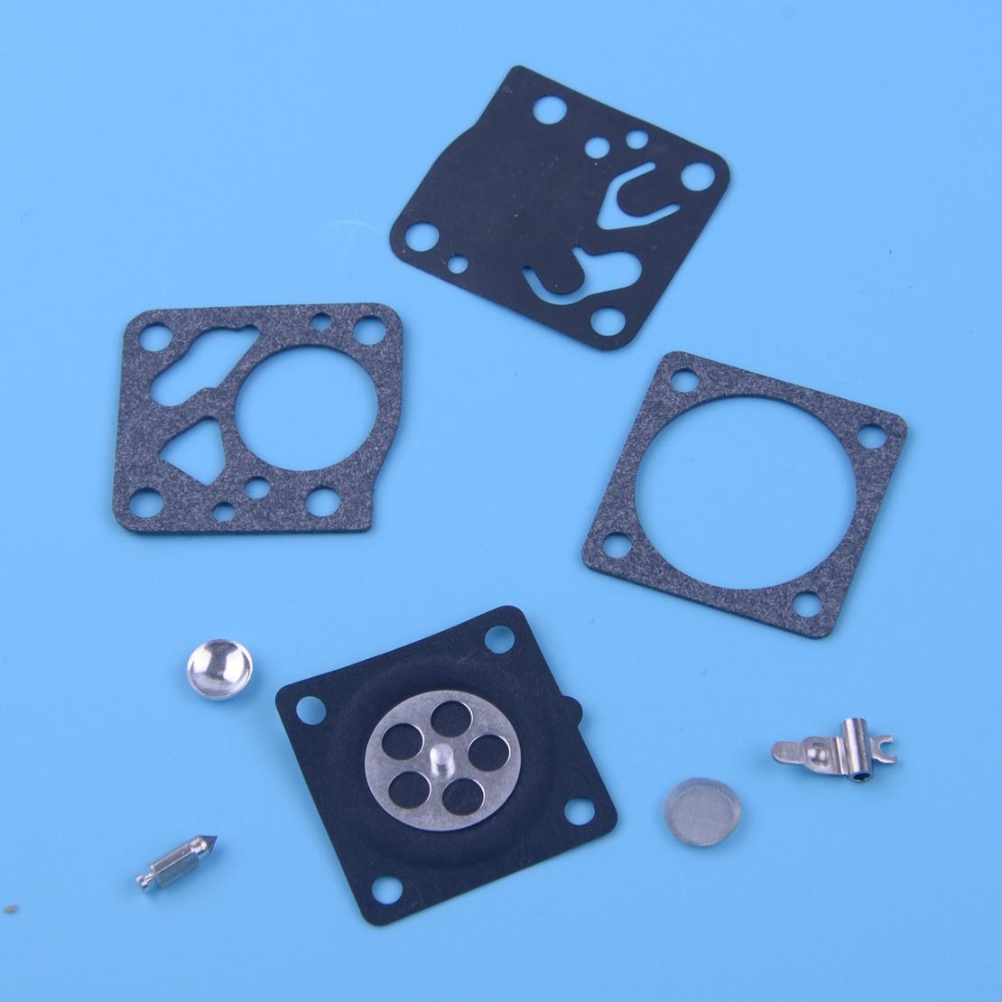 LETAOSK 1 Set Of Carburetor Repair Carb Rebuild Kit Fit For Tecumseh TC200 TC300 Tillotson RK21 HU 632933