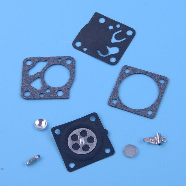US $2 02 25% OFF|LETAOSK 1 Set Of Carburetor Repair Carb Rebuild Kit Fit  for Tecumseh TC200 TC300 Tillotson RK21 HU 632933-in Tool Parts from Tools  on
