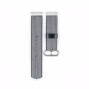 Image 5 - נוח ונושם רצועת שנבחר ניילון רצועת השעון רצועת עבור Samsung הילוך S3/Gear2 R380 Huawei שעון GT/honor קסם שעון