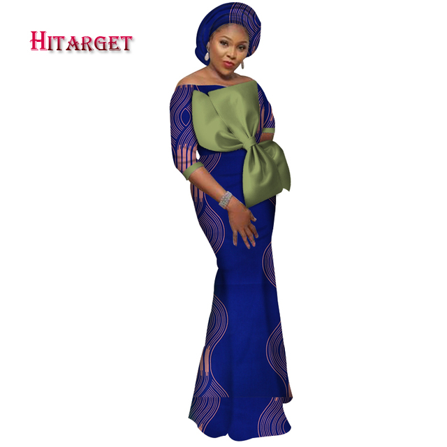 best prices wide range special sales Pas cher Robe africaine impression robes africaines pour ...
