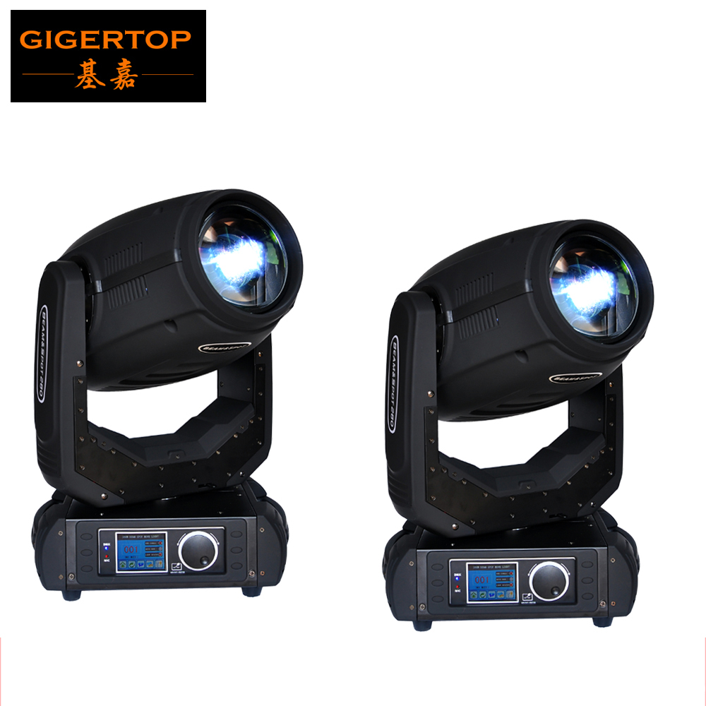 Freeshipping 2 Unit 280W Moving Head Light 10R Sharpy Beam Spot 2IN1 Frost Lens 8 Facet Prism Color/Gobo Wheels DMX 16/24 CH коляска indigo color r 24 леопард 2 в 1