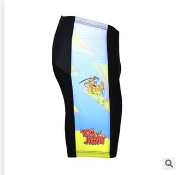 Ciclismo 2014 Pantalones Cortos Y Hombres De Acolchado Jerry Tom wSX4TqF1p