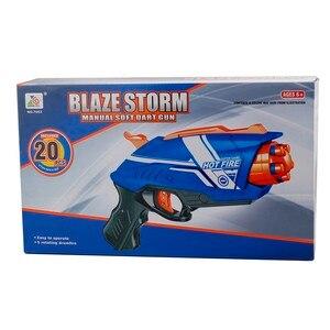 Image 5 - 2020 ใหม่พลาสติกปืนของเล่นสำหรับNERF Elite Series Blaster 20pcs Soft EVA Bulletเด็กปืนของเล่นสำหรับชาย