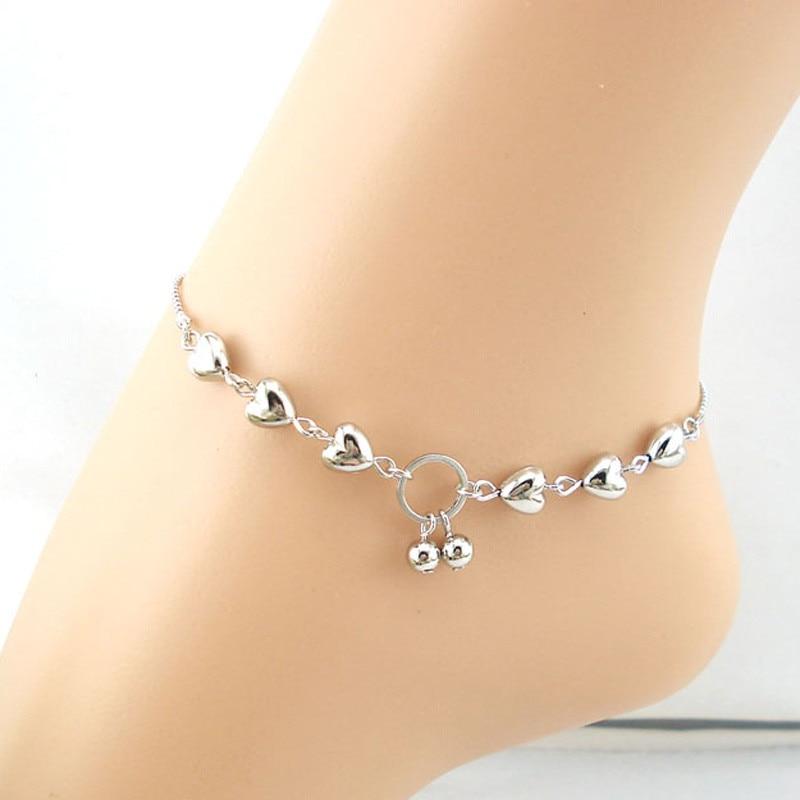 OTOKY Anklets Gussy Life Heart Cherries Women Ankle Bracelet ...