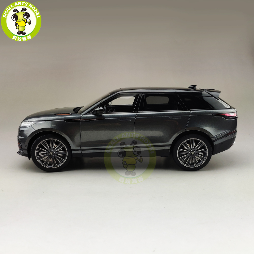 1/18 LCD Velar RANGEM Suv Car Roverm Diecast Metal SUV CAR MODEL Toys kids children Boy Girl gifts hobby collection