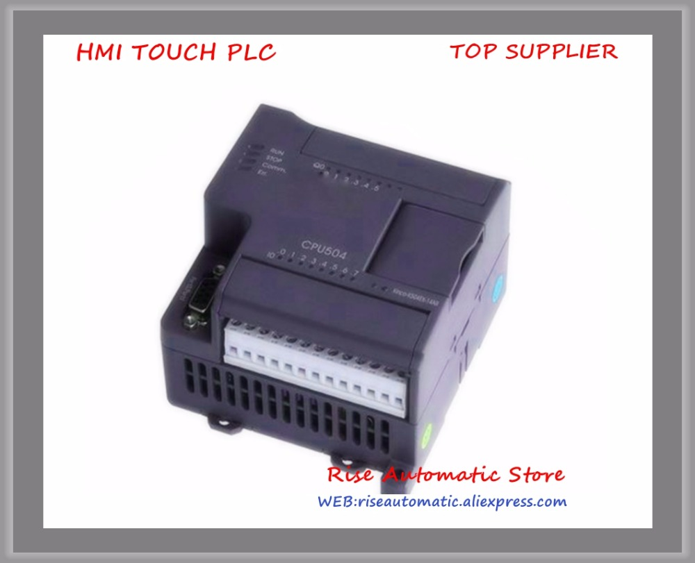 все цены на Brand New Original PLC 8DI 24VDC 6DO relay K504-14DR DC21.6-28.8V онлайн